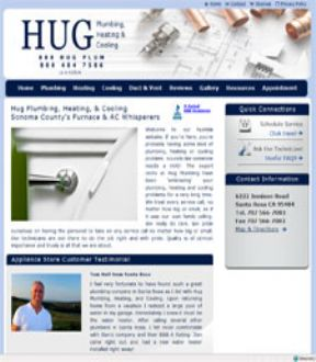 Latest News for our Hug Plumbing, Heating, & Cooling.